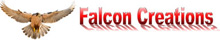 Falcon Creations website developer and creation