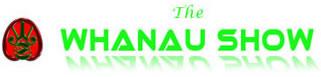 The Whanau Show logo broadcasting from Turanga FM