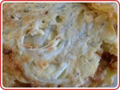 Cooked Whitebait Fritter