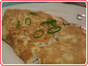 Whitebait Omelette Recipe