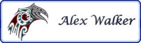 Alex Walker logo website developer based in Gisborne